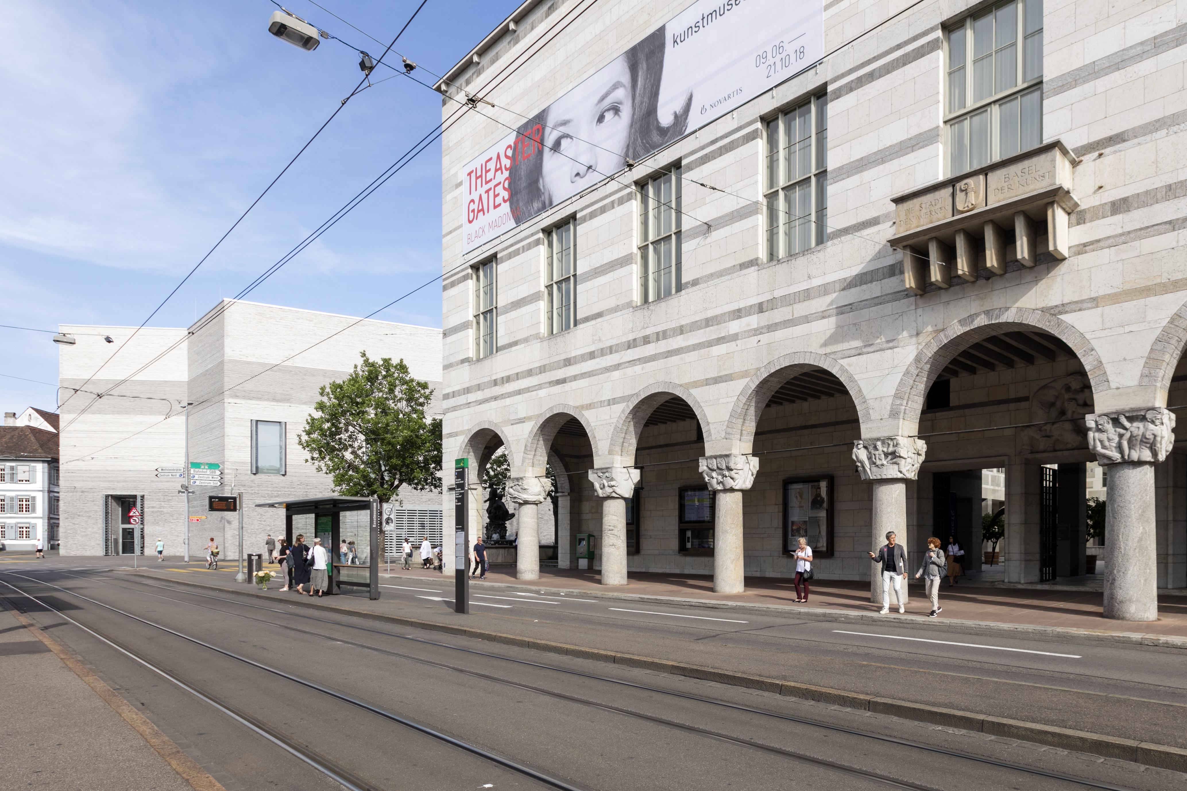 KUNSTMUSEUM BASEL | HAUPTBAUSt. Alban-Graben 16, 4051 Basel</br>