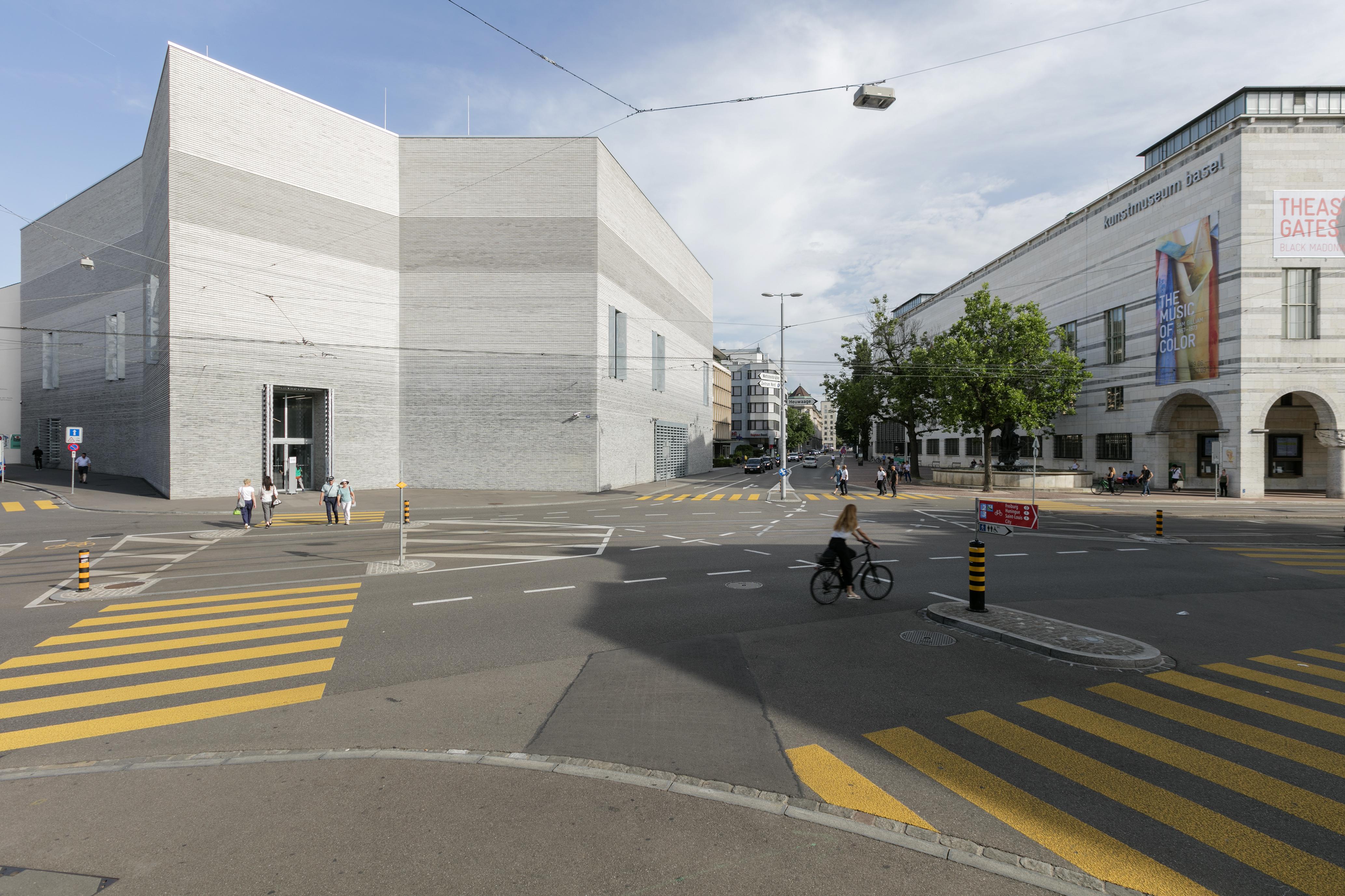 KUNSTMUSEUM BASEL | NeubauSt. Alban-Graben 20, 4052 Basel</br>