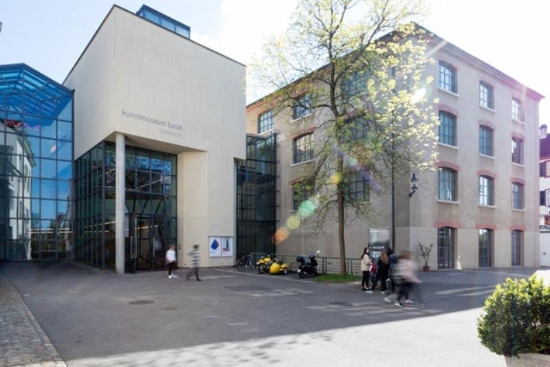 Das Kunstmuseum Basel | Gegenwart.