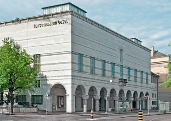 KUNSTMUSEUM BASEL | HAUPTBAU St. Alban-Graben 16, 4051 Basel </br>