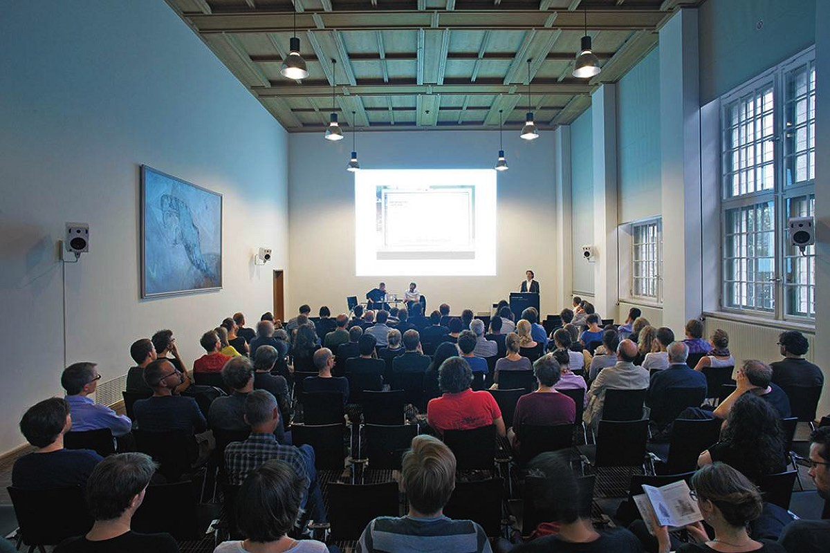 ##Lecture hall in the Hauptbau##