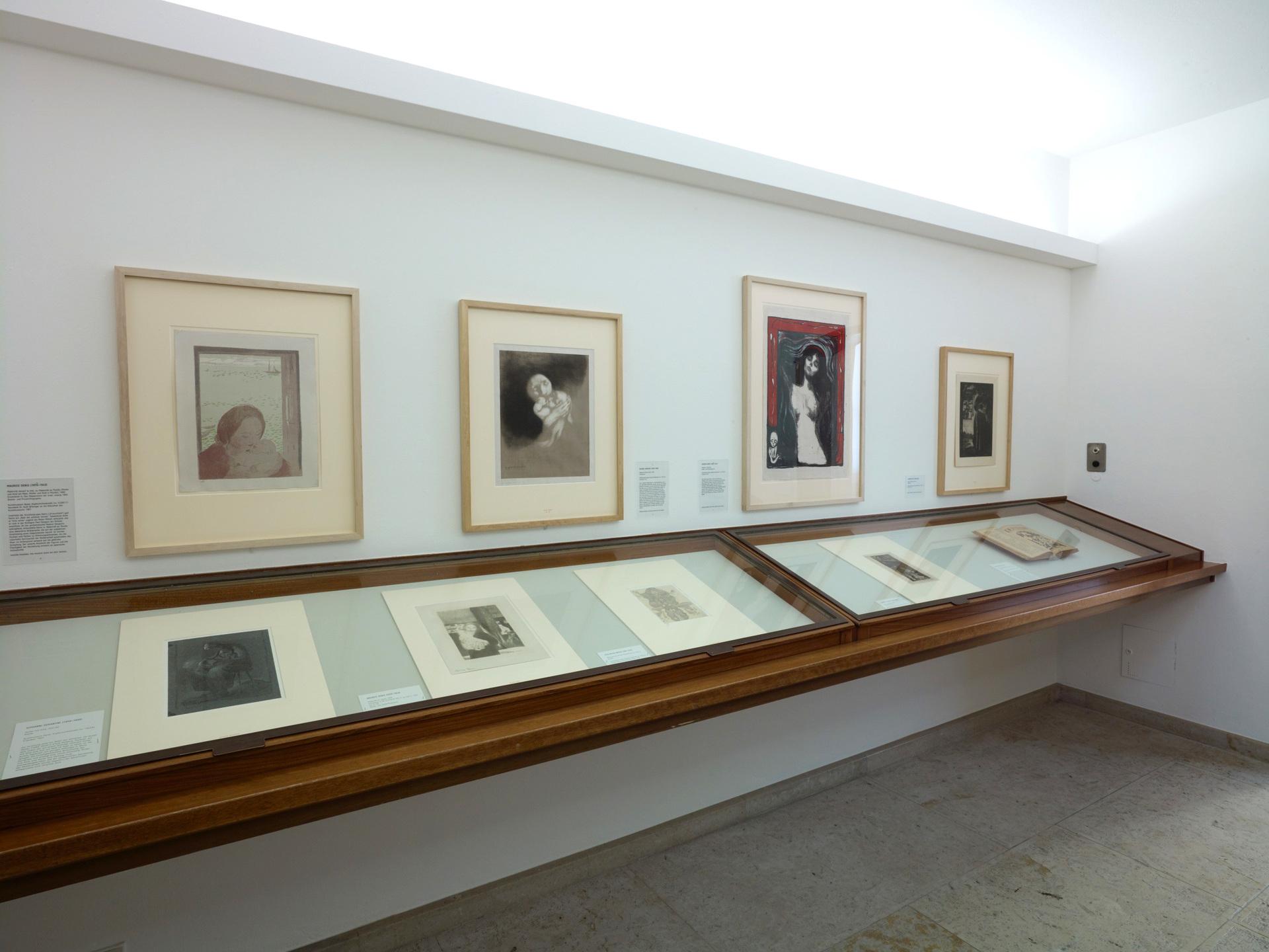Ausstellungsansicht «Modern Madonna», Foto: Martin P. Bühler