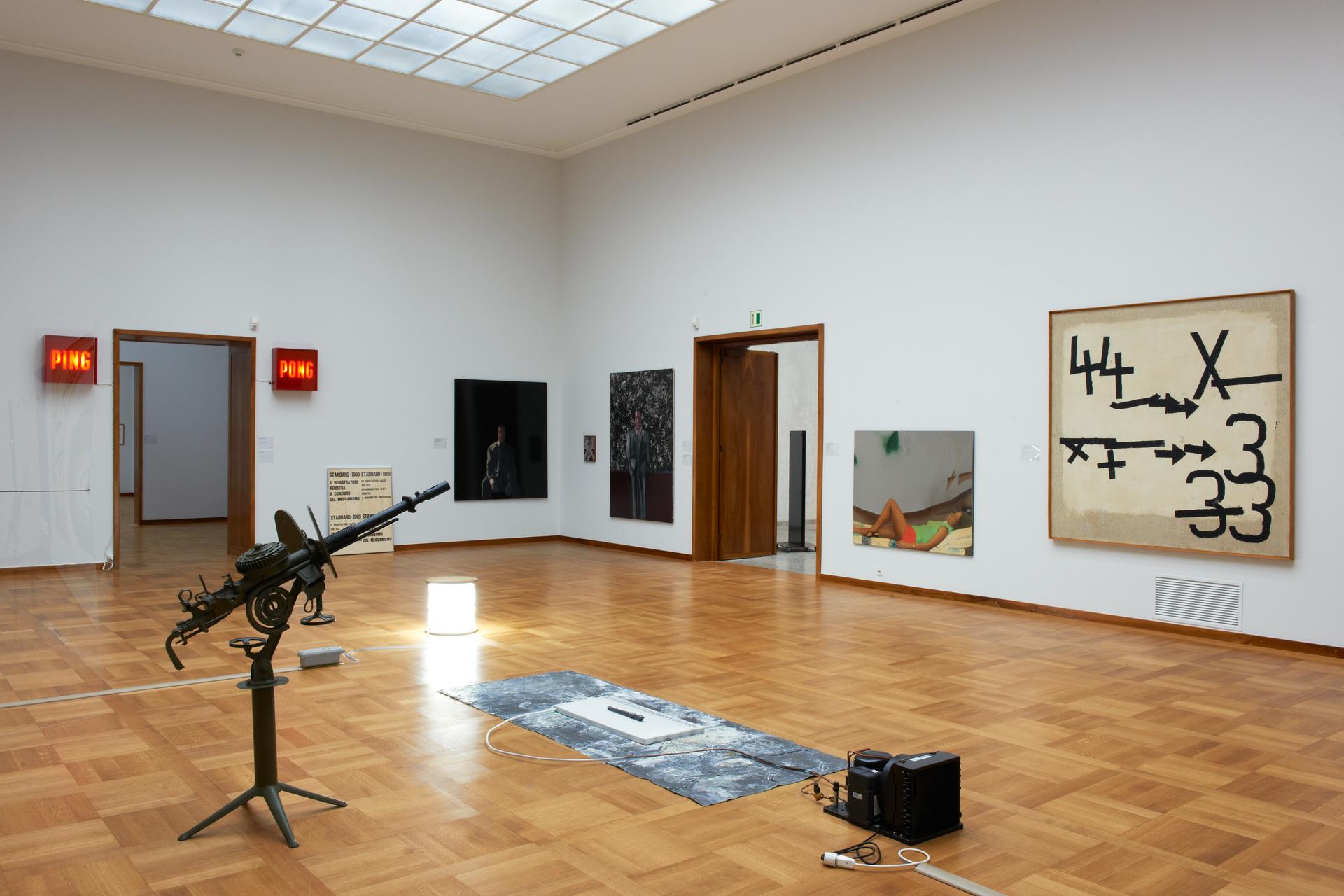 Arte povera kunstmuseum basel for Piattaie arte povera
