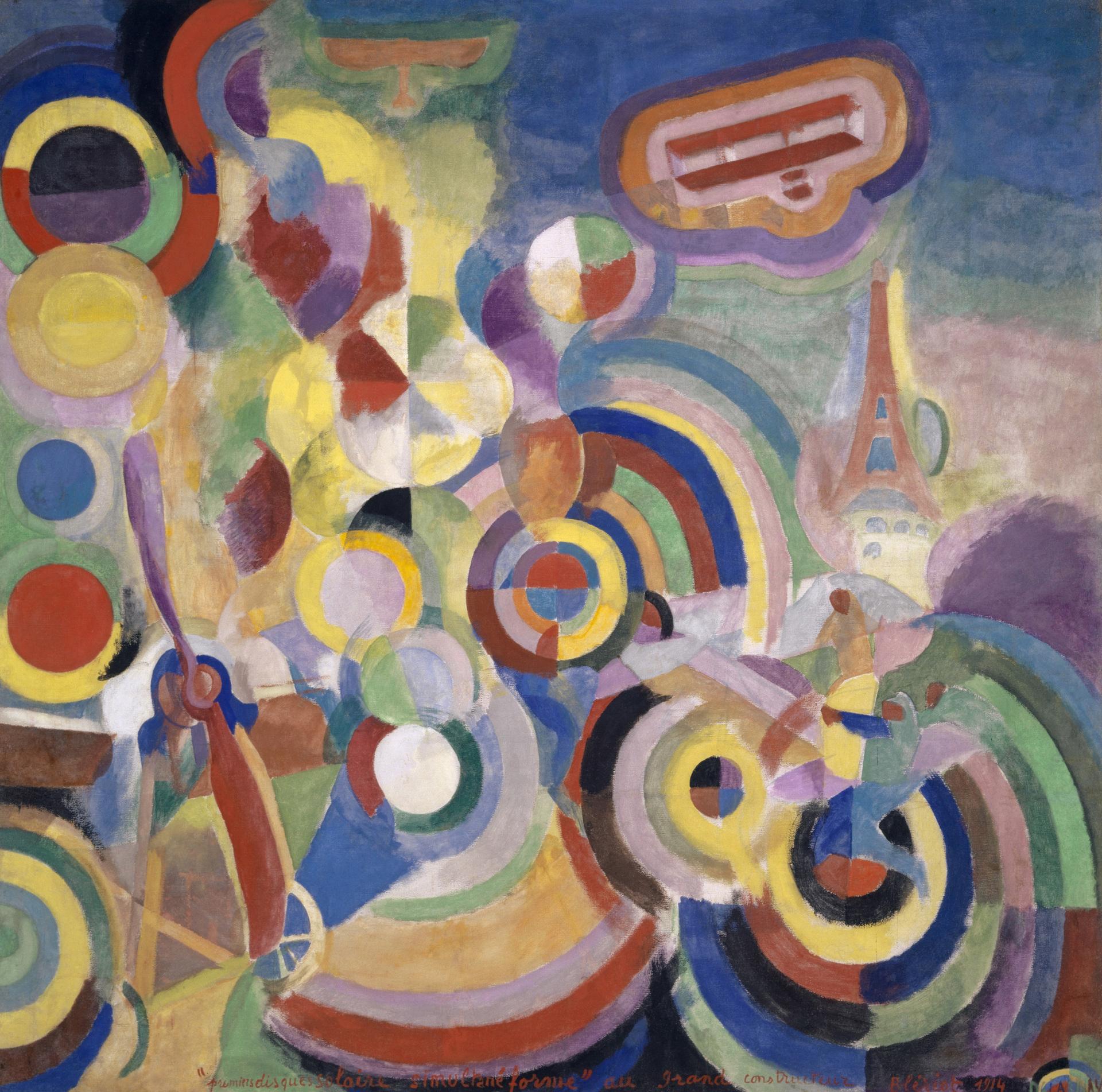 Robert Delaunay Kunstmuseum Basel
