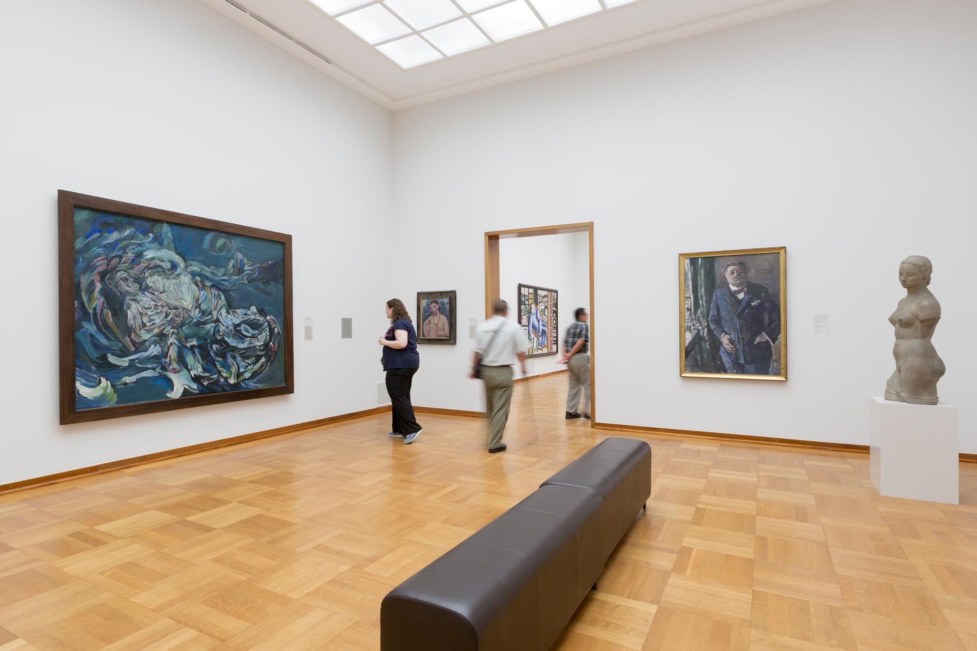 Classical Modernism – Kunstmuseum Basel