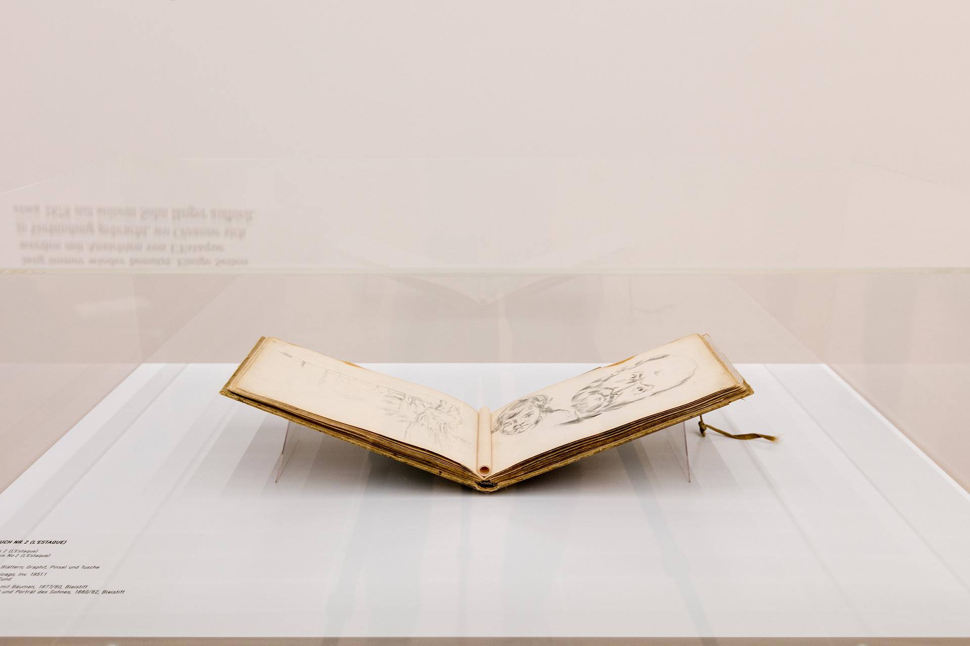 Ausstellungsansicht «Der verborgene Cézanne»