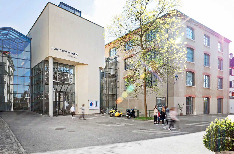 Kunstmuseum Basel | GegenwartSt. Alban-Rheinweg 60, 4052 Basel</br>